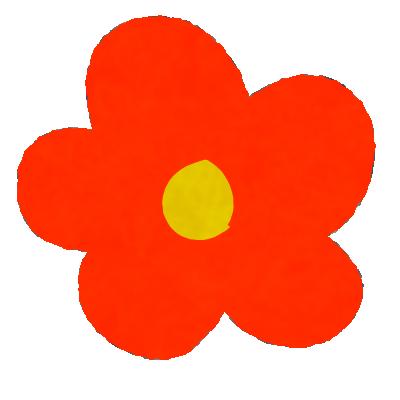 お花のあたま くきなし フリーイラスト素材 いらすとさん