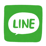 LINE風アイコン